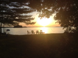 Cottage Rental - Lake Muskoka