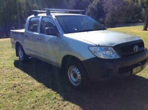 2011 Hilux Workmate Dual Cab 4X2 Yass Yass Valley Preview