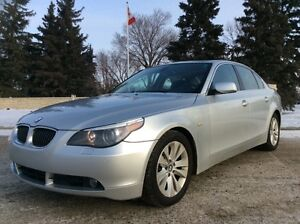2007 BMW 550I, AUTO, LEATHER, ROOF, 131k, $10,700