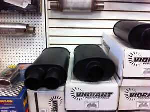 VIBRANT PERFORMANCE STREETPOWER MUFFLERS *STARTING $129.99