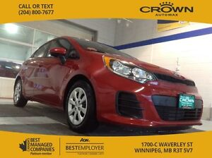 2017 Kia Rio LX+ *Like New* Managers Discount*