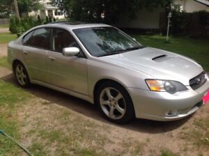 WORTH THE DRIVE!! 2005 Subaru Legacy GT Limited
