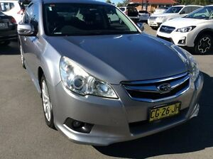 2010 Subaru Liberty MY11 2.5I Grey Continuous Variable Sedan Glenthorne Greater Taree Area Preview