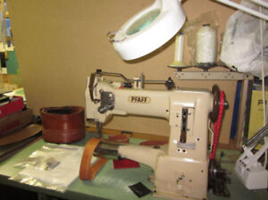 Industrial Pfaff Sewing Machine - Made in Germany