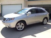 2011 Lexus RX 450h Ultra Premium Pack AWD, LOADED +EXTRAS
