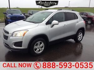2014 Chevrolet Trax AWD LT Accident Free,