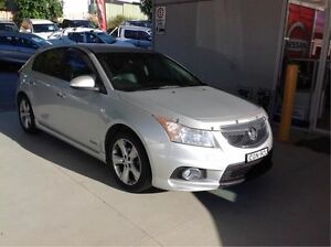 2012 Holden Cruze JH Series II MY12 SRi-V Silver 6 Speed Sports Automatic Hatchback East Maitland Maitland Area Preview
