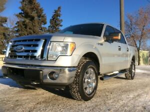 2009 Ford F150, SUPERCREW, XTR-PKG, AUTO, 4X4, CLEAN!