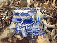 MAN L 2000 4 cyl engine