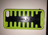 Green, Otter box case for iPod touch, 5th Gen