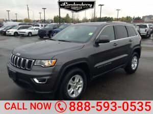 2017 Jeep Grand Cherokee 4WD LAREDO Bluetooth,  A/C,