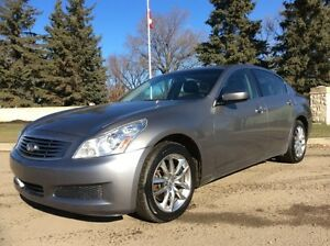 2009 Infiniti G37x, AUTO, AWD, LEATHER, ROOF, $9,500
