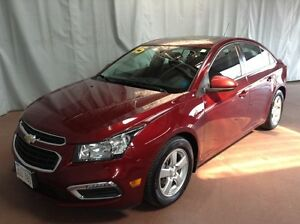 2015 Chevrolet Cruze 2LT Leather 17 Km