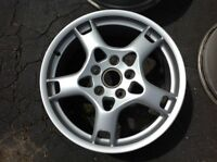 Porsche OEM Lobster Claw rims for sale