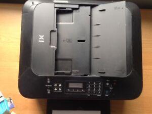 Canon PIXMA MX472, Printer, Fax, copier and Scanner.