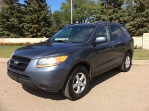 2008 Hyundai Santa Fe, GLS-PKG, AUTO, LOADED, $4,700