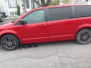 2014 Dodge Grand Caravan Fourgonnette, fourgon