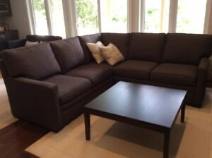 Sectional Sofa (New)- Top quality from James Reid