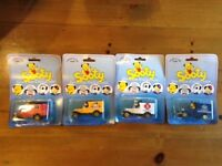 Sooty Collectable Die-Cast Model Cars