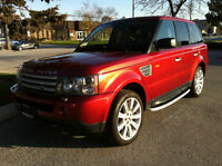2008 RANGE ROVER SPORT SUPERCHARGED - NAV|R.BOARDS|NO ACCIDENT