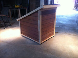 Medium Sized Dog House