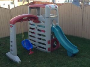 Step 2 Climber and swing combo Play structure
