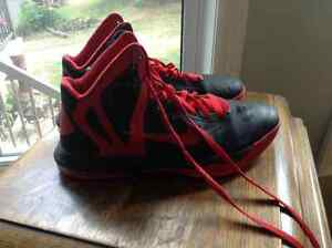 Nike Hyperaggressor Basketball Shoes Mens Size 8