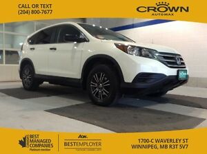 2014 Honda CR-V LX AWD *BACKUP SENSORS/ ALLOY WHEELS*