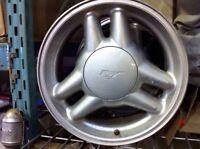 "Ford mustang wheels 17"" 5 bolt wheels"