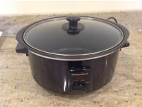 Morphy Richards Slow Cooker - used only 3 times, as new condition