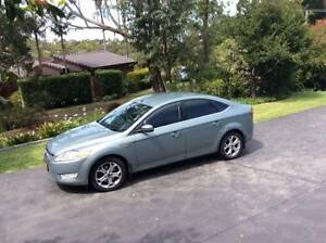 2010 Ford Mondeo Zetec Turbo Diesel Hatchback New Lambton Heights Newcastle Area Preview