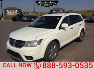 2012 Dodge Journey AWD RT Leather,  Heated Seats,  Bluetooth,  A