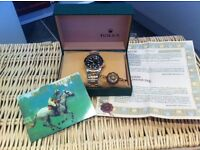 rolex gmt master2 with box