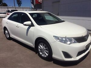 2014 Toyota Camry ASV50R Altise White 6 Speed Sports Automatic Sedan Cardiff Lake Macquarie Area Preview