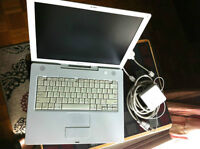 iBook G4 with any program you need !!