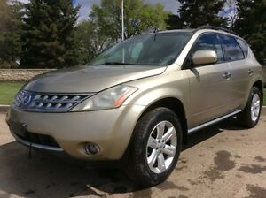 2006 Nissan Murano, SL-PKG, AUTO, AWD, LOADED, $4,500