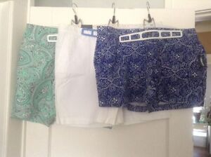 3 Pairs Brand New With Tags Shorts