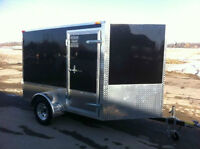 5 x 10 Cargo trailer/toy hauler