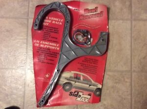 Vehicle Side Carrying Brackets (  GREAT X-MAS PRESENT )