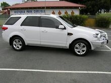 2011 Ford Territory SZ TX White 6 Speed Auto Sports Mode Wagon Gosnells Gosnells Area Preview