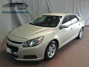 2015 Chevrolet Malibu LS LEASE RETURN