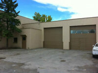 3 Month Free Rent  415 Monument Place SE - Office + Garage Bays