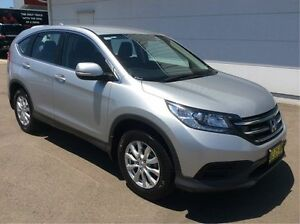 2014 Honda CR-V RM MY15 VTi Silver 5 Speed Automatic Wagon Cardiff Lake Macquarie Area Preview