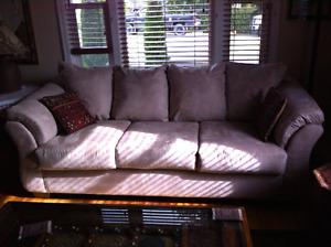 Like New Cream Colour Sofa from Ashley Furniture