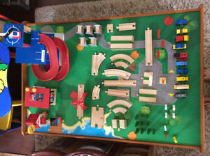 KidKraft Train Table with Accessories