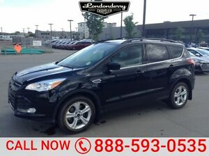 2015 Ford Escape AWD SE ECOBOOST Accident Free,  Navigation (GPS