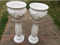 beautiful decorative flower pots for sale. quick sale