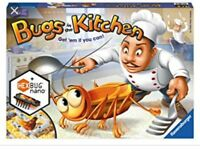 Bugs in the kitchen game. Complete