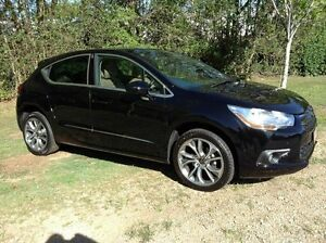 2012 Citroen DS4 Dstyle Black 6 Speed Automated Manual Wagon Nambour Maroochydore Area Preview