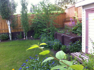 Furnished house near Edmonton Airport